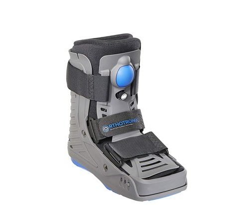 Best Shoes For 5th Metatarsal Fracture gray color