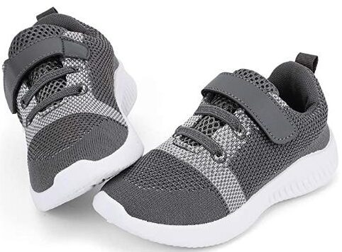 nerteo Best shoes for toddlers with wide feet Running/Walking Sports Sneakers