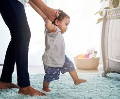Exercises that Help Your Toddler in his First Step