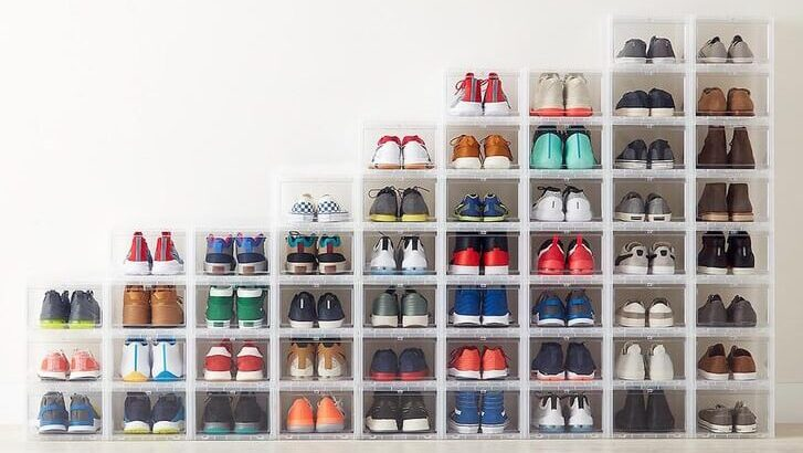 best way to store sneakers