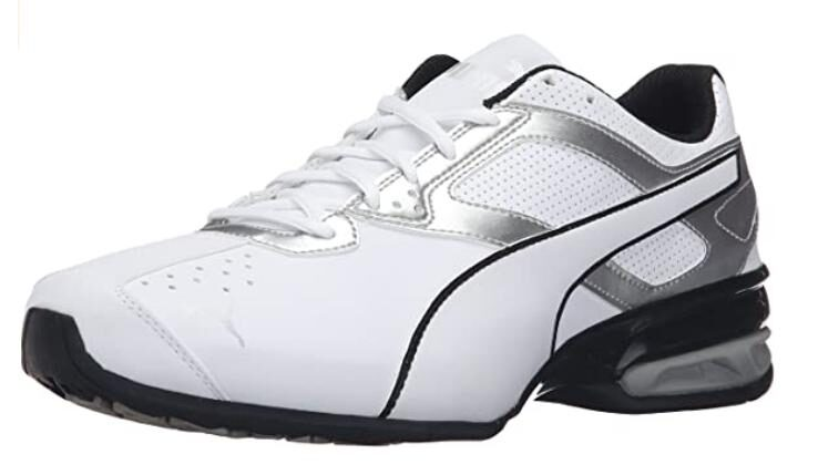 best shoes for body combat class. white