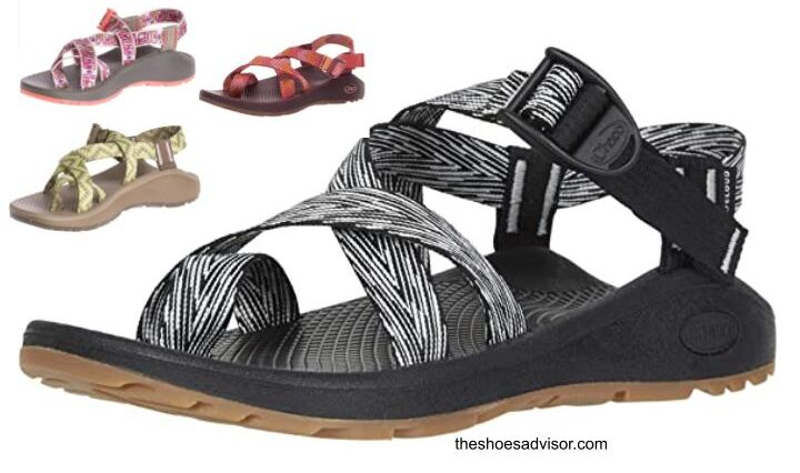 Chaco sandals for plantar fasciitis